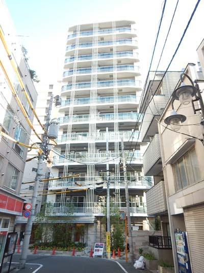 新宿区西早稲田