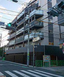 渋谷区笹塚計画