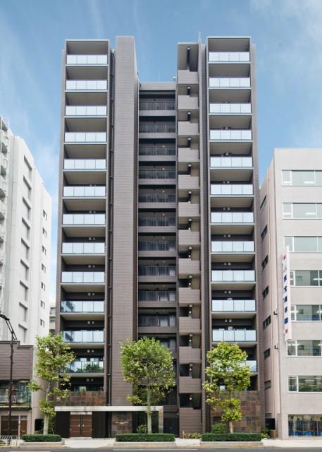 浅草橋マンション新築工事