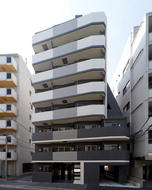 河田町計画新築工事